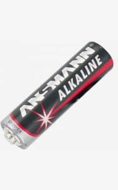 Accessories LR06 Batteri