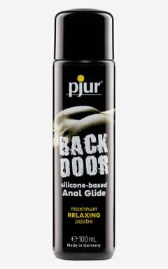 Pjur Backdoor Relaxing Anal Glide