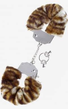 Bondage Furry Love Cuffs - Leopard