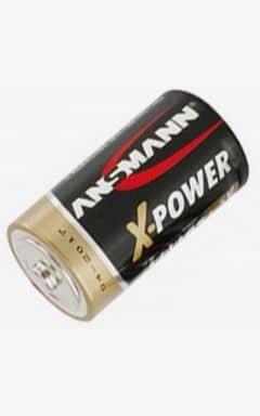Accessories Batteri LR14 - C