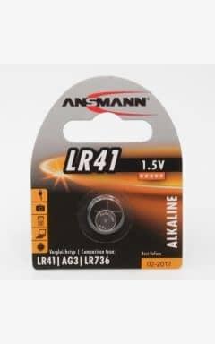 Accessories Batteri LR41