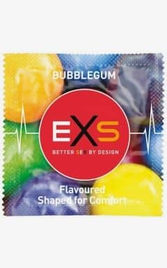 Condoms Exs bubblegum rap