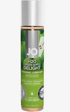 Lubricant with taste JO H2O Green Apple