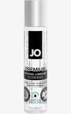 Silicone based lube JO Premium Cool - 30 ml