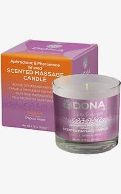 Massage Candles Scented massage candle - sassy