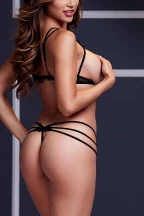 Sexy sets Strappy Open Bra & Panty Set O/S