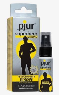 Delayspray Pjur Superhero Strong - 20 ml