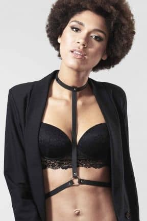 Roleplay Bijoux Indiscrets Maze I Harnesss Black