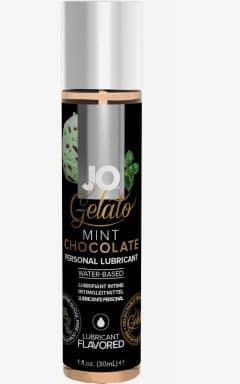 Lubricants JO Gelato Mint Chocolate Lubricant