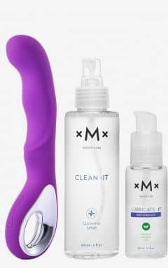 Massage Wands G-Spot Rocket Vibrator Kombo