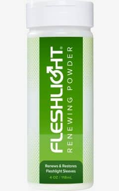 Cleaning for sex toys Fleshlight Renewing Powder