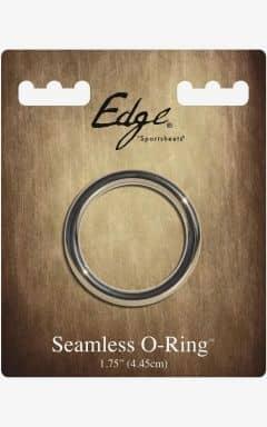 Cock Rings Edge Seamless Metal Ring 4,5 cm