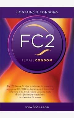 Condoms Femidom 3pc