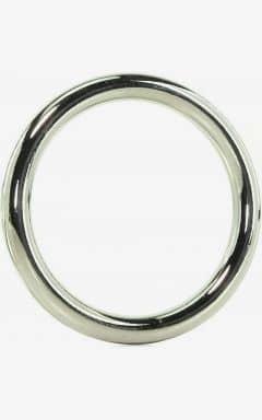 Cock Rings Edge Seamless Metal Ring 5,1 cm