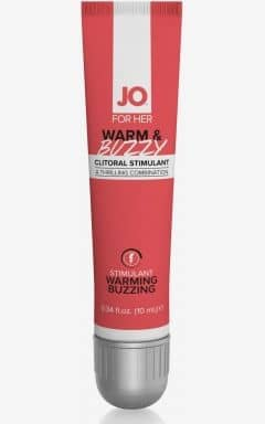 Enhancing System Jo - Clitoral Stimulant Warm and Buzzy 10ml