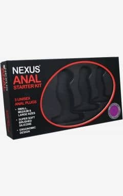 Butt Plugs Nexus - Anal Starter Kit