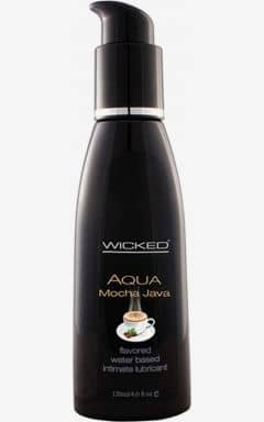 Waterbased Lube Wicked Sensual Care Mocha Java