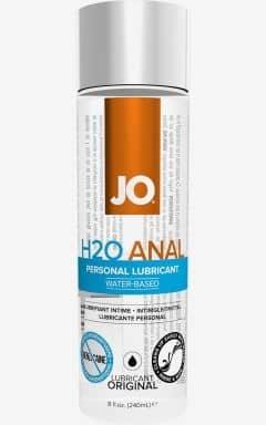 Lubricants JO Anal H2O - 240 ml