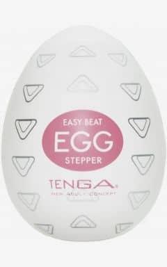 Pocket Pussy Tenga - Egg Stepper