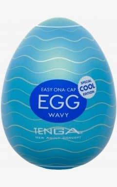 Tenga Tenga - Egg Cool Edition
