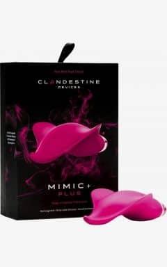 Intercourse Vibrators Clandestine Mimic Plus Massager Stealth