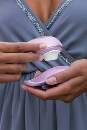 Air Pressure Vibrators Womanizer Liberty Lilac
