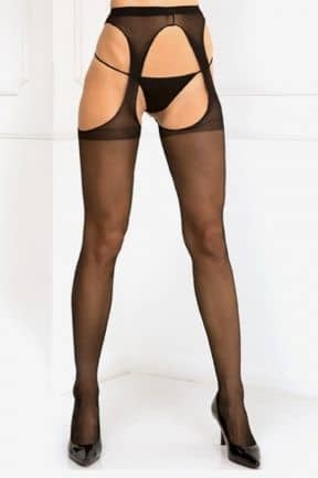 Tights & Stay-ups Suspender Thigh Highs OS