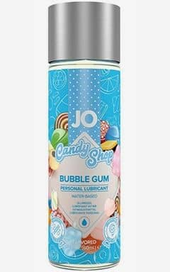Lubricant with taste JO H2O Bubble gum