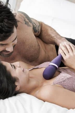 Couples Vibrators app controlled We-Vibe Wand