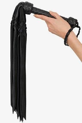 Whips & paddles ZADO Leather Flogger
