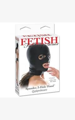 Roleplay Ff spandex 3-hole hood