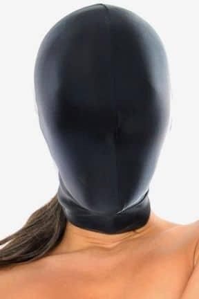 Bondage FF Spandex Full-face Hood