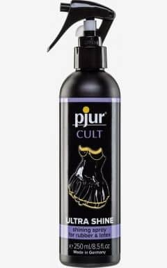 Bondage / BDSM Pjur Cult Ultra Shine 250 ml