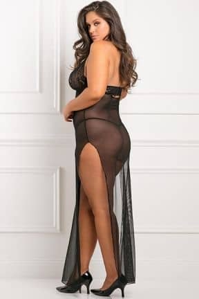 Sexy Underwear All Out There 2pc Gown Set