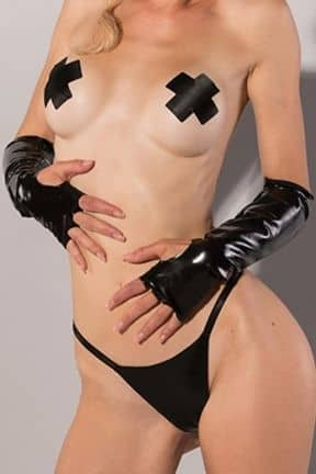 Role play & maskedasquerade GP Datex Long Gloves S