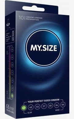 Condoms My Size Kondom 47 mm - 10-pack