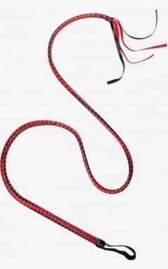 Whips & paddles Bum Raider Whip - Black/Red