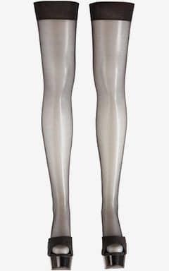 Sexy Underwear Stockings w Shaped Feet