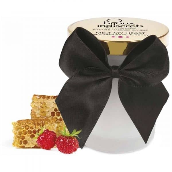 Bijoux - Massage Candle Wild Strawberry and Honey