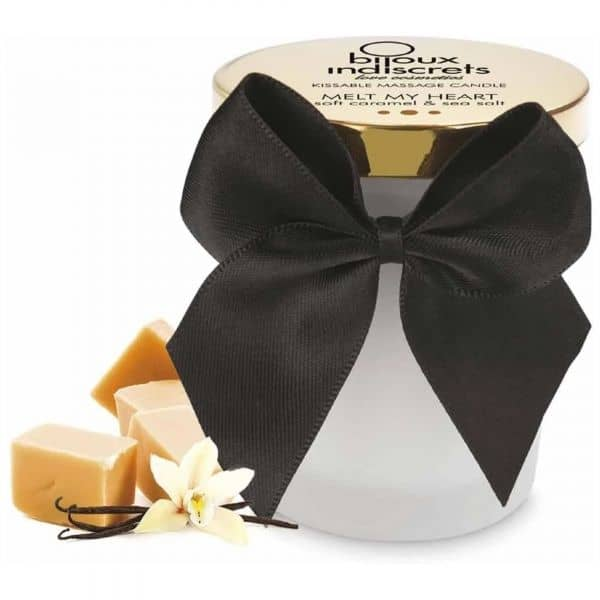 Bijoux - Massage Candle Soft Caramel and Sea Salt