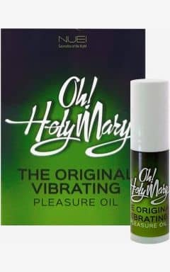 Black Friday OH! Holy Mary The Original Pleasure Oil