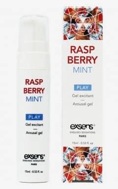 Enhancing Exsens - Sensual Play Gel Raspberry Mint
