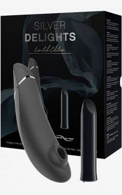 Love Kits Womanizer Silver Delights Collection