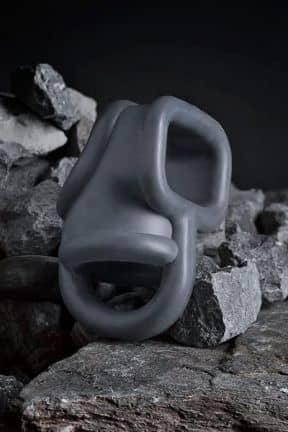 Cock Rings Boners - Liquid Silicone Ball Splitter