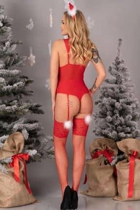 Sexy Underwear Christmas Set Snowflakes