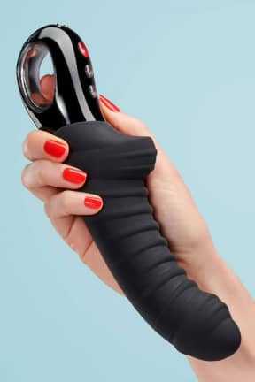 Sex toys for her Fun Factory - Tiger G5 Black