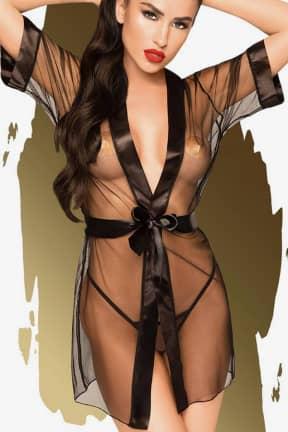 Sexy Underwear Penthouse Midnight mirage black S-L