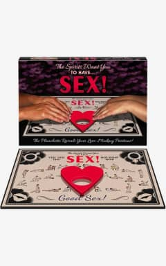 Sex Games The Spirits Want You To Have Sex!