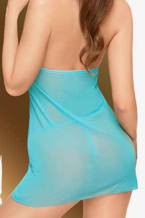 Sexy Underwear Penthouse Bedtime story blue