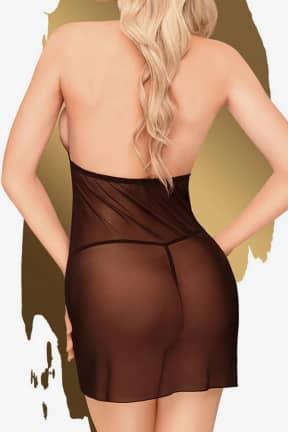 Sexy Underwear Penthouse Bedtime story black
